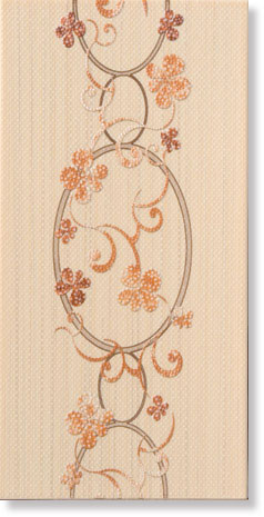 Decor Marta Beige 25x50