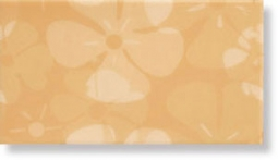 Glamour Apricot Ins. Flower 25x45 (3GFP)