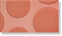 Glamour Coral Ins. Circle 25x45 (3GCC)