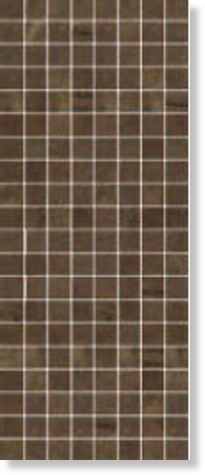 Mosaico Quadrato Brown Pulpis