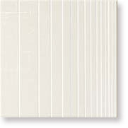 Textile White Groove