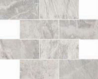 Fossil Mosaico Muretto Fossil Light Grey 30x30