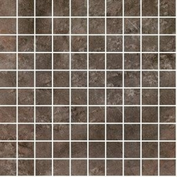 Leaves Nickel Mosaico 3x3