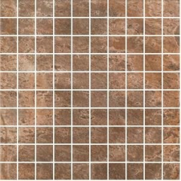 Leaves Chestnut Mosaico 3x3