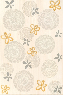 Decor Shoko Orange/Cream