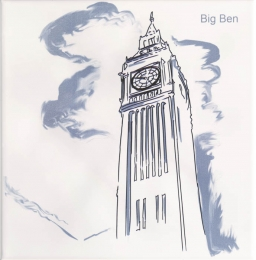 Ondulado Decor World-2 Big Ben