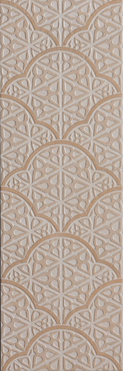 Alhambra Dеcor Cream 25x75