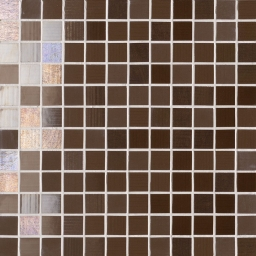 Paint Mosaico Lustro Coffee Brown