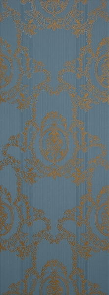 Плитка Bellini Decor-2 Blue