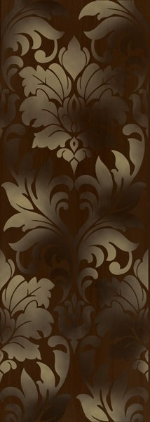 Fortune Flower Inserto Brown