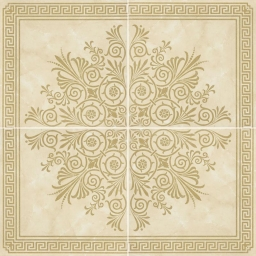 Decor Quorum Beige Oro