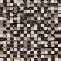 Cream Marfil/Choco-Beige Glass