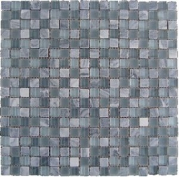 185024 Mosaico Grey-Glass D895