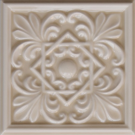 Decor Classic 1 Metallo Crema 15x15