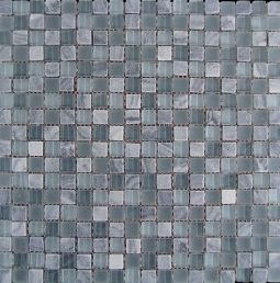 Mosaico Grey-Glass 185024