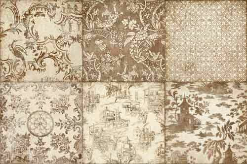 Плитка Ornamenta Corda Mix9 20x20