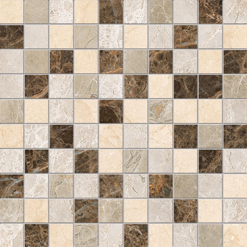 Mosaico Mix King/Cult/Land 32x32