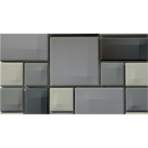 K5400768 Day-To-Day Grey Mix Glossy 30x30