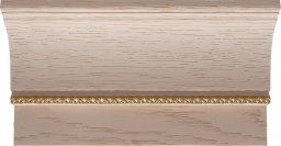 Плинтус Montevarchi Wood Cornisa Moka