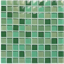 Green Glossy Mix (2323)