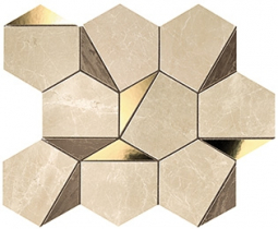 Marvel Gold Hex Sable-Brown