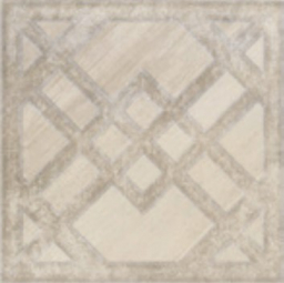 Antique Geometrie Ivory